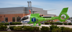 New MedFlight base expands emergency transport services