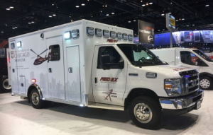 This is what the ambulance of the future looks like