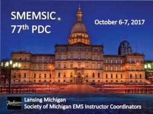 Society of MI EMS Instructor Coordinators