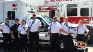 Congratulations to Gold Cross Ambulance!