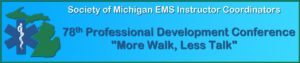 SMEMSIC Conference in Traverse City Next Week!