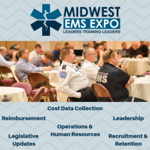 Join Us at the 2019 Midwest EMS Expo!