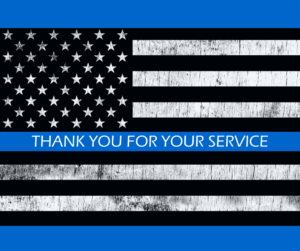 Law Enforcement Appreciation Day - January 9th!