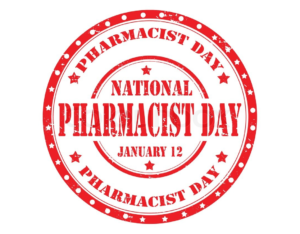 Happy National Pharmacist Day!