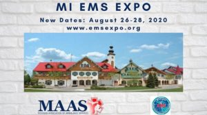 Michigan EMS Expo - New Dates!