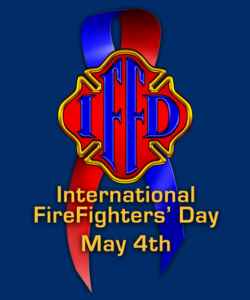 Happy International Firefighters' Day!