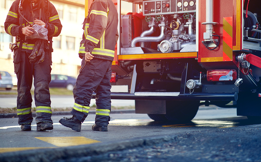 Firefighters, EMS Workers, and Substance Abuse Disorder